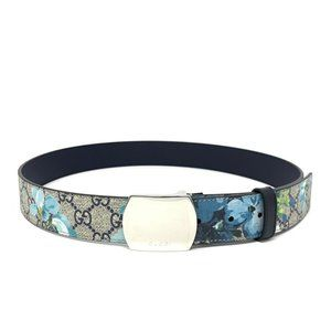 Gucci GG Supreme Blooms Belt - Size 38